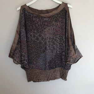 CHARLOTTE RUSSE | PONCHO | S